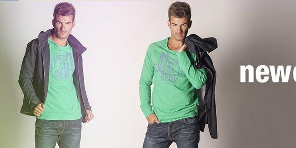 Španělská volnočasová móda pro pány New Caro