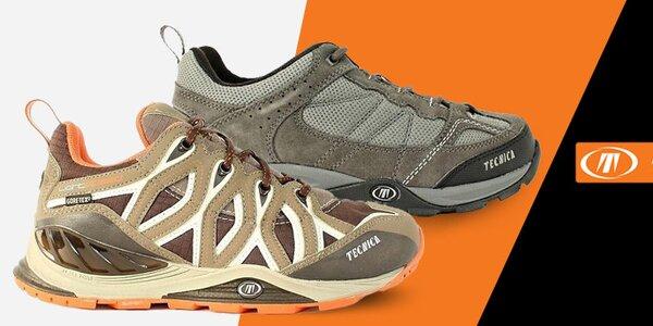 Kvalitní dámské trekové a sportovní boty Tecnica