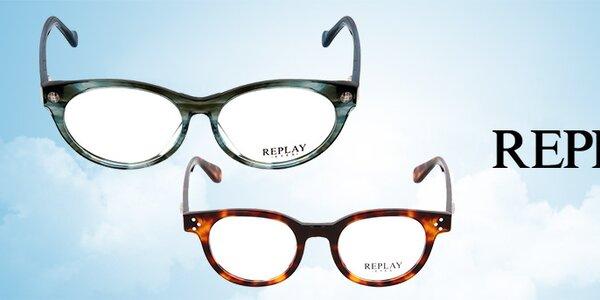 Podívejte se na svět stylovými brýlemi Replay