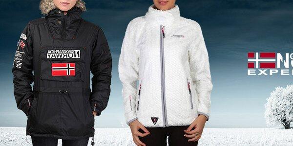 Dámské oblečení Geographical Norway - užijte si zimu!