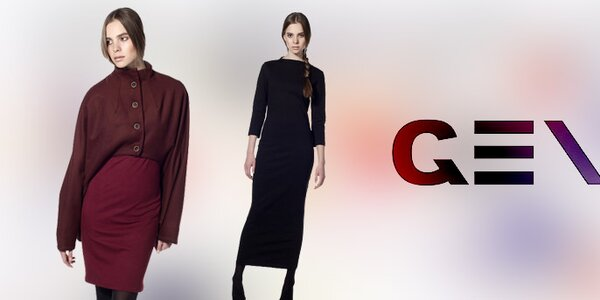 Kreativní elegance s nádechem luxusu Gene