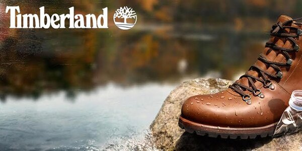 Kvalitní boty do přírody i do města Timberland