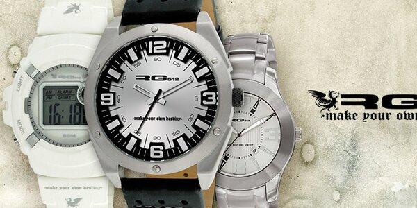 Francouzské hodinky RG512 pro výstřední týpky i sportovce