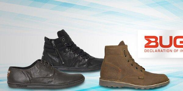 Pánské boty Buggy - elegance, styl a kvalita