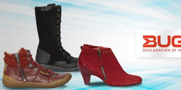 Dámské boty Buggy - elegance, styl a kvalita