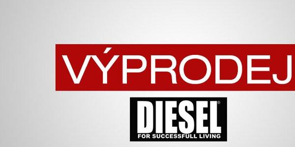 Stylové pánské oblečení a doplňky Diesel - vše skladem!