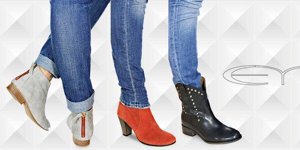 Dámská obuv Eye - kozačky, stylové tenisky i módní chelsea boty