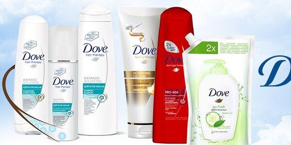Objevte svojí krásu se značkou Dove