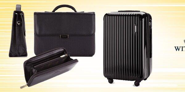 Luxusní peněženky, doplňky, tašky a aktovky Wittchen