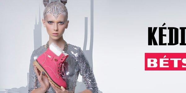 Betsy a Keddo - originální obuv pro stylové dámy