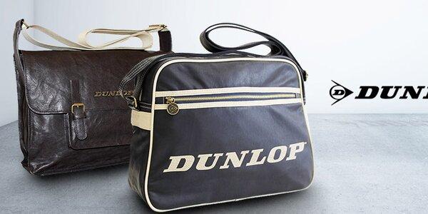 Tašky a batohy Dunlop - oblíbené stylové retro