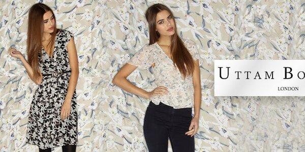 Romantická i elegantní dámská móda Uttam Boutique