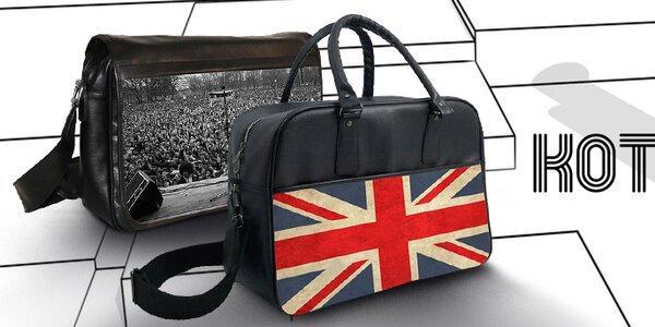 Francouzské streetové tašky a kabelky Kothai