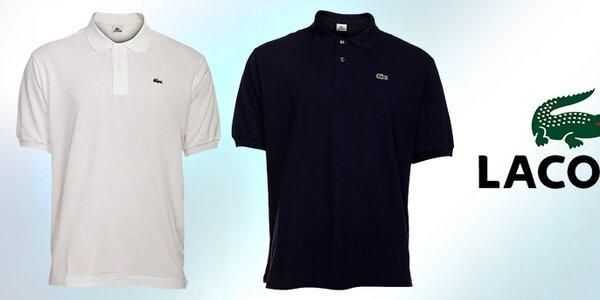 Pánská polo trička Lacoste - vyberte si svoji barvu!