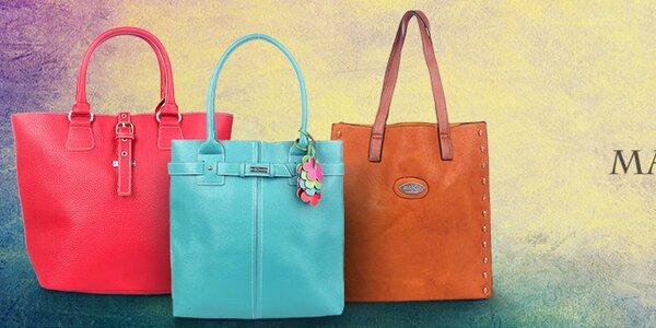 Kouzelně barevné kabelky a peněženky Maku Barcelona