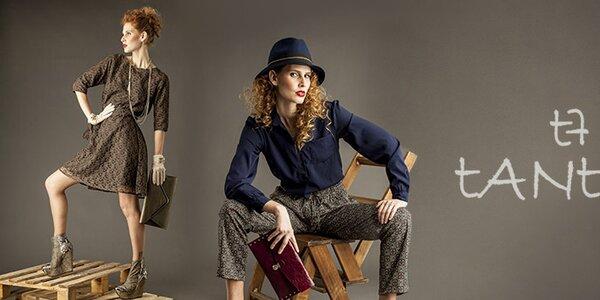 Originální španělské dámské oblečení a doplňky Tantra