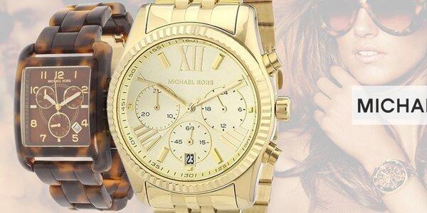 Luxusní dámské designové hodinky Michael Kors