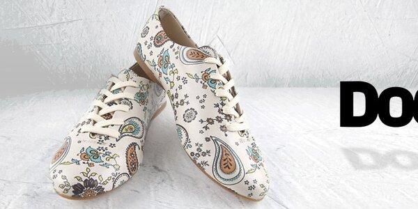 Dámské boty s vtipnými a hravými potisky Dogo
