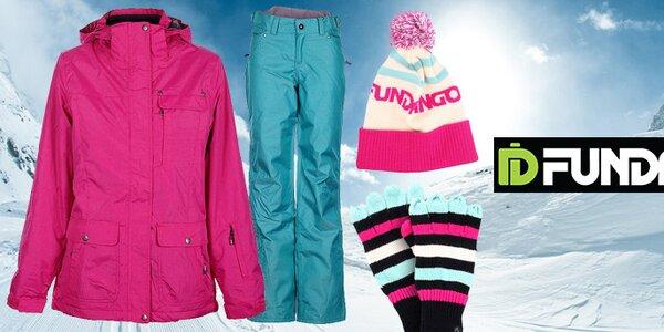 Dámské sportovní oblečení a doplňky Fundango