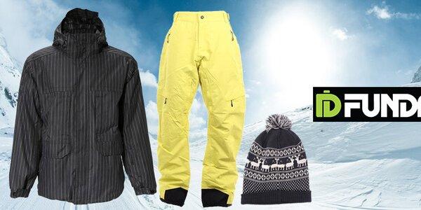 Pánské sportovní oblečení a doplňky Fundango