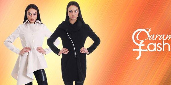 Originální střihy a dokonalé materiály Caramella Fashion