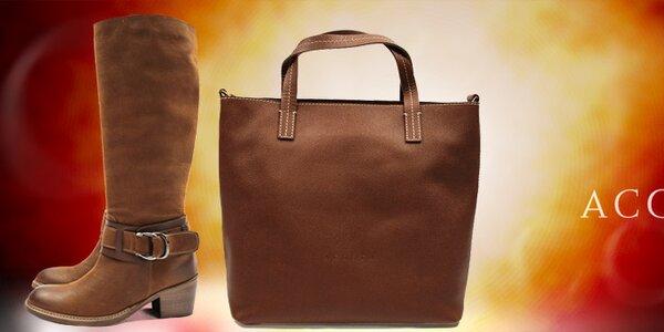 Luxusní dámské kabelky, boty a peněženky Acosta