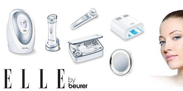 Špičkové přístroje pro péči o krásu ELLE by Beurer