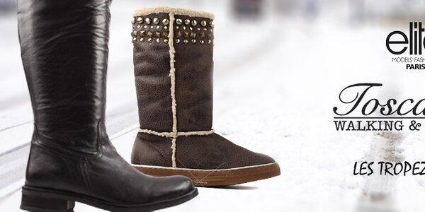 Dámské boty Toscania, Elite a Les Tropeziennes již od 399,-