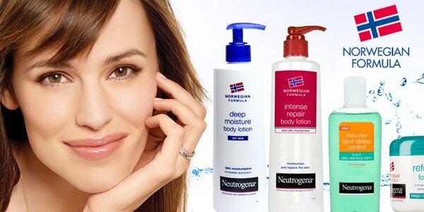 Pečujte o svou pokožku se značkou Neutrogena