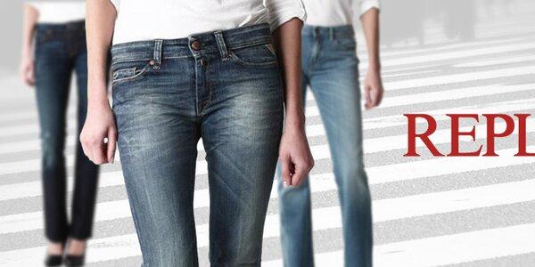Dámské džíny Replay - oblíbené denimové variace