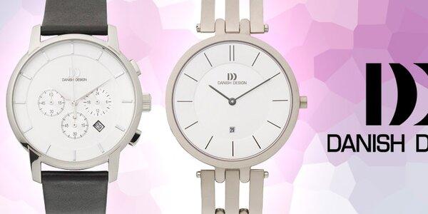 Stylové a kvalitní hodinky Danish Design