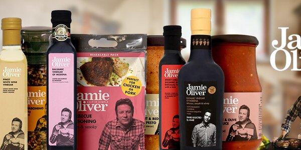 Užijte si skvělé jídlo doma - vařte s Jamie Oliverem!