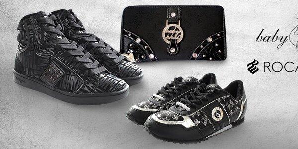 Dámské módní boty a doplňky Baby Phat a RocaWear