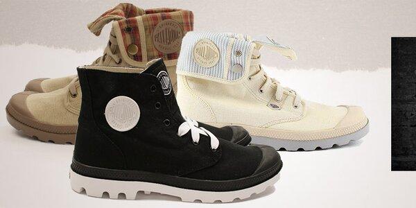 Palladium - kvalitní pánská obuv s tradicí