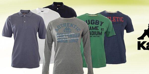 Pánská sportovní trička a pola Kappa