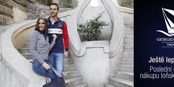Pánské oblečení Giorgio di Mare - ještě lepší ceny!