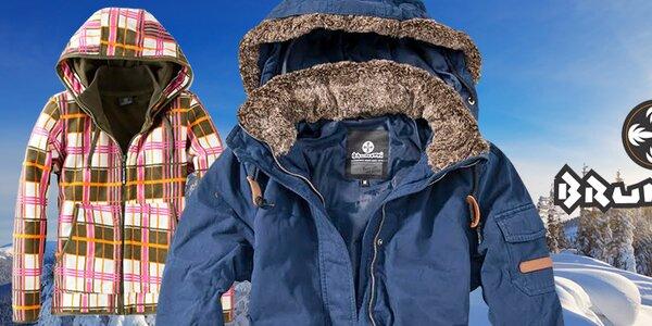 Dámské sportovní a lyžařské bundy Brunotti