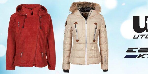 Něco pro zahřátí - dámské zimní oblečení a boty E2KO