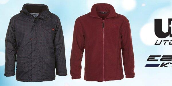 Něco pro zahřátí - pánské zimní oblečení E2KO