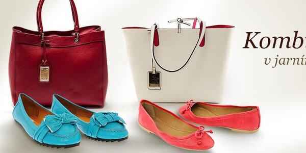 Dámské kabelky, boty a šátky skladem již od 199,-