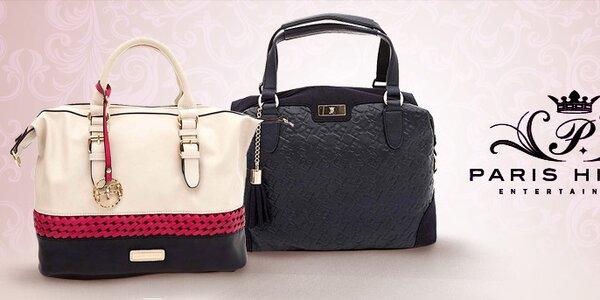 Dámské kabelky od módní provokatérky Paris Hilton