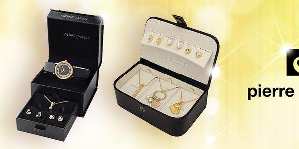Nadčasové šperky a hodinky pro dámy Pierre Cardin