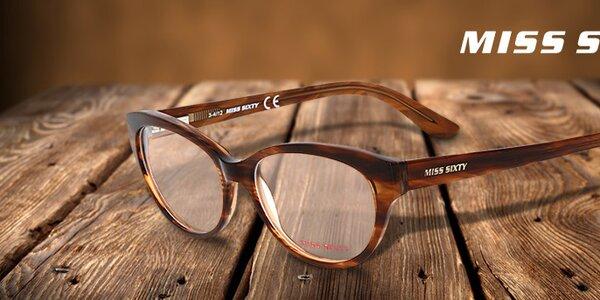 Vesele barevné brýle pro dámy Miss Sixty