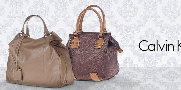 Stylové a nadčasové dámské kabelky a doplňky Calvin Klein