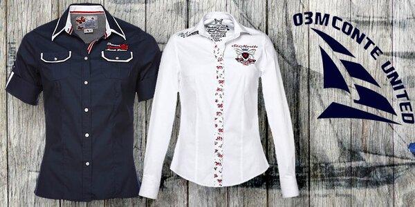 Sportovně-elegantní móda pro dámy M. Conte