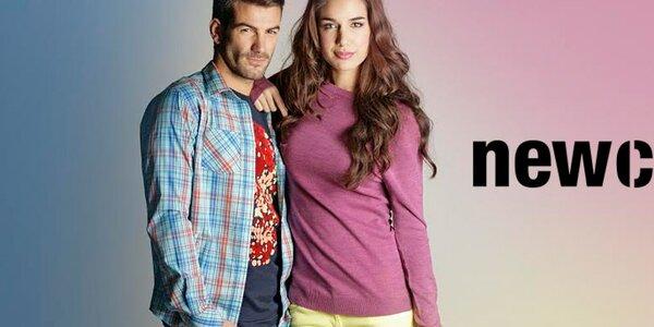 New Caro - španělská móda pro pány