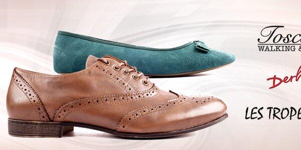Jarní baleríny, tenisky a polobotky Elite Shoes již od 349,-