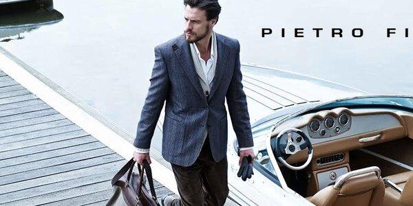 Elegantní móda pro pány Pietro Filipi