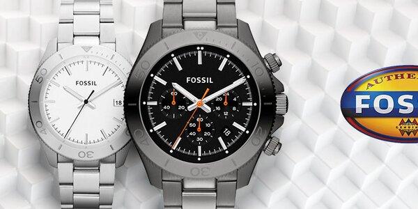 Jedinečné dámské a pánské hodinky Fossil