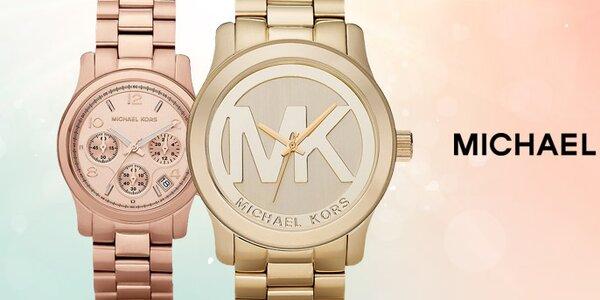 Luxusní dámské náramkové hodinky Michael Kors